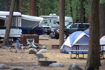 Yosemite National Park Camping Reservations, Yosemite Camping