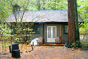 Cabin 819. After The Renovation In The Fall 2003. I Havenu0027t Seen The  Inside, But I Hear Itu0027s Very Nice.